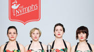 Album of the Day 3/13/13: The Nymphs - s/t