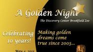Join As Good as Gold (Golden Retriever Rescue of Northern Illinois) members, adoptive families, donors, and other Golden Retriever enthusiasts on May 4, 2013, from 5:30-10 PM, at Brookfield Zoo in Brookfield, Illinois.