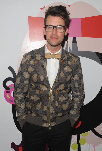 "Celebrity stylist Brad Goreski is slated to be on a fashion panel at ""Simply Stylist."""