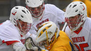 The roller coaster ride for the St. Mary's men's lacrosse team continued its descent.