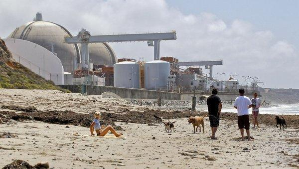 The San Onofre Nuclear Generating Station hasn't produced electricity since January 2012.