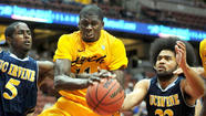 Long Beach State rides James Ennis into Big West Conference tournament