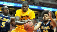 James Ennis was like the fifth Beatle on last season's Long Beach State basketball team, a back-beat junior in a Fab Four senior lineup led by lead slinger Casper Ware.