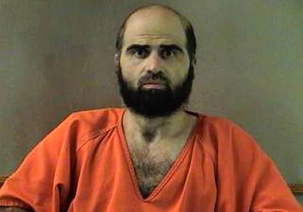 Army Maj. Nidal Malik Hasan is due to go on trial in May for murder and attempted murder in the Ft. Hood, Texas, massacre.