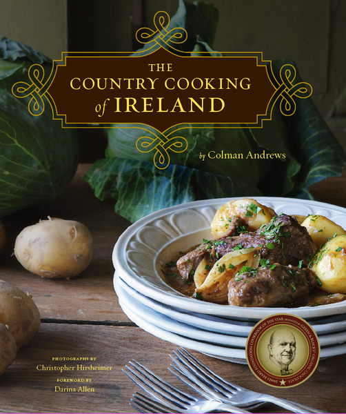 The Country Cooking of Ireland by Colman Andrews has plenty of ideas for a St. Patrick's Day feast.