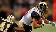 The New England Patriots didn't take long to replace receiver Wes Welker, agreeing to terms Wednesday afternoon with former St. Louis Rams wideout Danny Amendola on a five-year, $31-million contract, according to NFL.com.