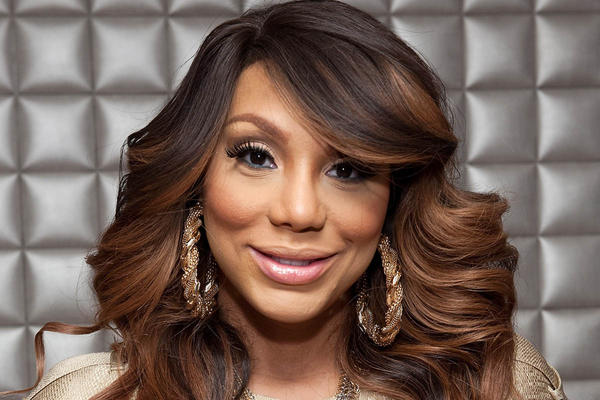 "Tamar Braxton shown last month on BET's ""106 & Park,"" announced Thursday that she's expecting a baby."