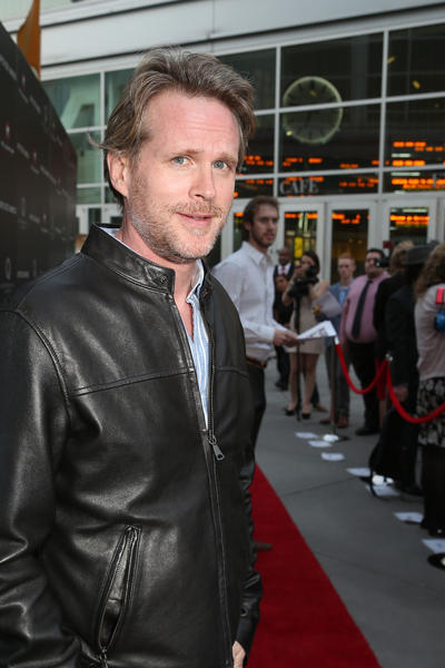 "Cary Elwes, pictured in Hollywood on March 12, 2013, will attend the festival for a screening of ""The Princess Bride."""