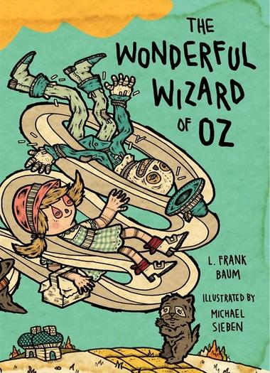 The new edition of L. Frank Baum's 'The Wonderful Wizard of Oz.'