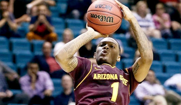 Jahii Carson had 34 points, four assists and one steal in Arizona State's 89-88 overtime win over Stanford in the Pac-12 conference tournament.