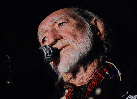 Legendary singer Willie Nelson is getting ready to hit the road again with old pal Bob Dylan for a summer tour of minor league baseball parks.  The country crooner turns 77 today.