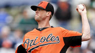 FORT MYERS, Fla. -- While the consensus is that Brian Matusz will make the Orioles' 25-man roster and pitch in the bullpen like he did superbly at the end of last season, the 26-year-old lefty has said repeatedly that he is approaching this spring as if he is going to once again pitch in the rotation.