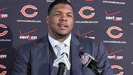 'Perfect storm' carried Bushrod to Bears
