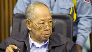 Khmer Rouge leader Ieng Sary dies during Cambodia trial