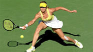 On a long day of tennis in the BNP Paribas Open at Indian Wells, fifth-seeded former Wimbledon champion Petra Kvitova of the Czech Republic was among the casualties in matches that finished during daylight hours. She lost in a three-set battle, 4-6, 6-4, 6-3, to Maria Kirilenko of Russia.