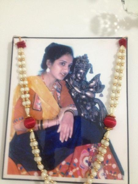 A photograph of the late Trupti Patel, who was brutally murdered in 2004 after she went missing for more than a day.