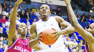 "NASHVILLE, Tenn. — Anthony Hickey of LSU needed some ""guidance"" from coach Johnny Jones earlier this season, but now the former Christian County standout seems to be playing his best for the Tigers."