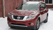 Make room for 2013 Nissan Pathfinder