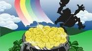 "How much gold have the leprechauns hidden in that pot at the end of the rainbow? Not as much as you might think, according to investors surveyed by Spectrem Group's online investor center <a href=""http://visitor.benchmarkemail.com/c/l?u=21C2EF0&e=2940CA&c=1EA2B&t=0&l=6E150ED&email=4wKkIDNKRcv316KR6mlgcbCuAI8EcYZIA4JKBt1lj9I%3D"" target=""_blank"">Millionaire Corner</a>."