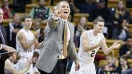 UCF basketball coach Donnie Jones wraps up the 2012-13 season, and looks ahead to next year as the Knights move into a new, stronger conference.