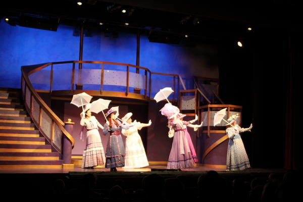 """Jerry's Girls"" at Stage Door Theatre"