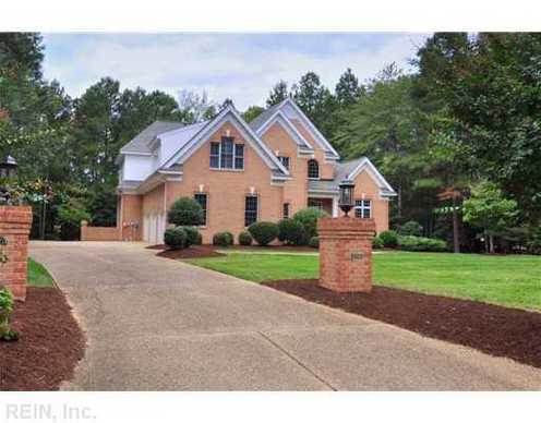 This property at 2400 Pate's Creek in The Vineyards in Williamsburg is on the market for $875,000.