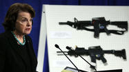 WASHINGTON — A federal ban on assault weapons cleared a Democratic-run Senate committee Thursday in a party-line vote after its chief sponsor, Sen. Dianne Feinstein (D-Calif.) clashed with Sen. Ted Cruz (R-Texas) over the 2nd Amendment.