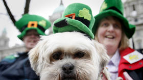 St. PAWtrick's Day adoption events