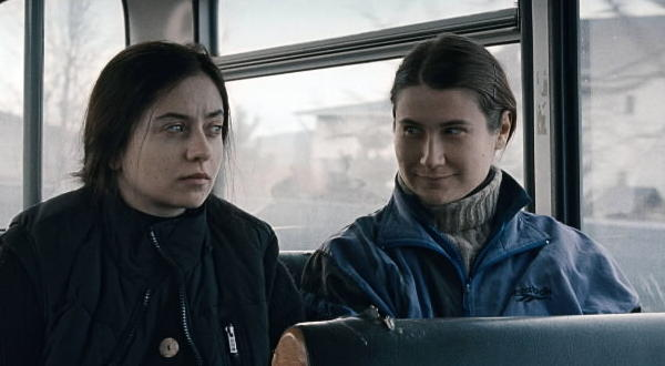 "<b>No Rating; 2:32 running time</b><br><br>Of all the movies culminating in a rite of exorcism, Romanian writer-director Cristian Mungiu's remarkable ""Beyond the Hills"" stands alone.  It is a different sort of horror movie, focused on character and on the precarious emotional state of lovers whose affair has come to an abrupt close. The film's formal rigor is marked by long, meticulously composed shots often with six or eight or more characters jostling for attention within the frame, around a dinner table or a hospital bed. Mungiu, whose works include ""4 Months, 3 Weeks and 2 Days"" (once seen, never forgotten), allows his story to breathe and to evoke a community and a country where, as they say, everyone has their reasons. And nothing quite works as it should. -- Michael Phillips<br><br><a href=http://www.chicagotribune.com/entertainment/movies/sc-mov-0313-beyond-the-hills-20130314,0,3873402.column>Read the full ""Beyond the Hills"" movie review</a>"