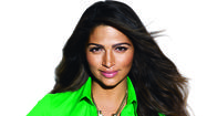 Camila Alves hosts INC fashion show at Macy's in Aventura Mall