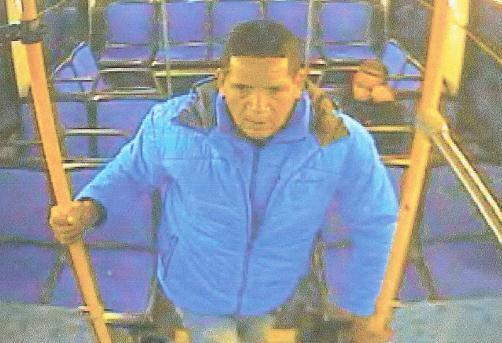 Police are searching for Jesus Ayala, 58, who is suspected of groping girls while riding on CT Transit buses.
