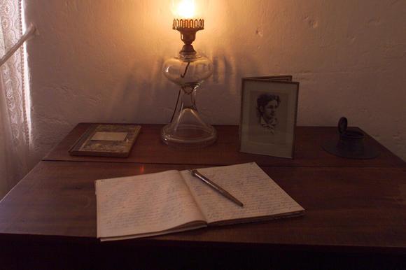 Robert Louis Stevenson's dest