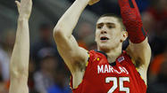 Alex Len played it coy Wednesday when asked if he'd return to Maryland for his junior season or declare for the NBA draft.