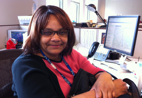 Chicago Tribune reporter Dahleen Glanton. ( Chicago Tribune / 2013 )