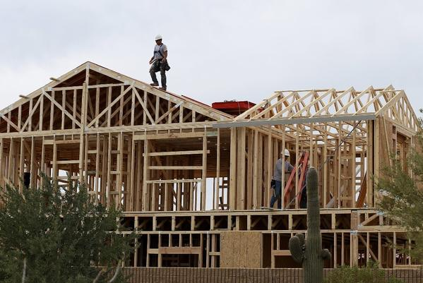 Home development is heating up in cities such as Phoenix as the recovery spurs more people to move to the Sun Belt again.
