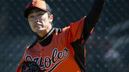 Orioles pitcher Tsuyoshi Wada completes rehab part of return from Tommy John surgery