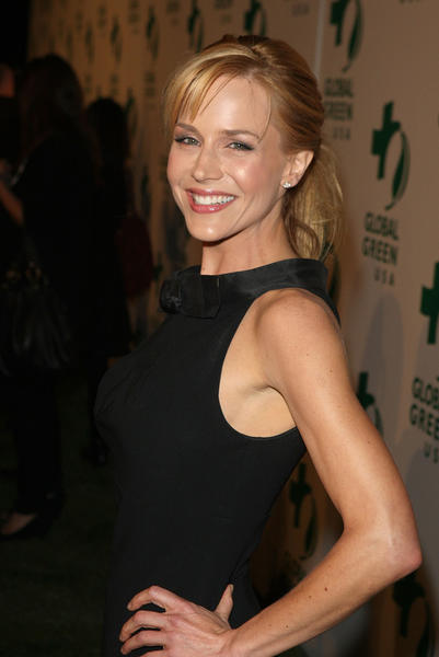 Birthday girl Julie Benz stars as a serial killer's girlfriend on Showtime's <i>Dexter</i>. She is celebrating her 38th birthday today.