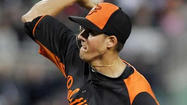 Orioles pitching prospect Kevin Gausman struggled with his control early, but recovered well in 2 2/3 innings of work in his first career spring training start on Thursday afternoon against the Tampa Bay Rays at Ed Smith Stadium.