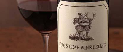 Stag's Leap Wine Cellars wines will be featured in a dinner Monday night at Trattoria Neapolis in Pasadena