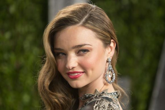 Miranda Kerr car crash