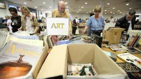 Smith College book sale starts Friday