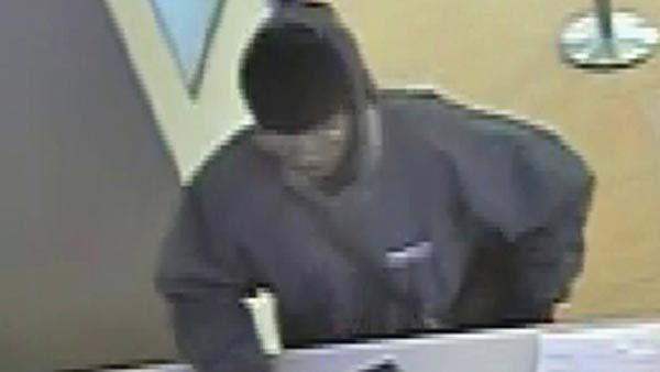 Surveillance photo of Loop bank robber.