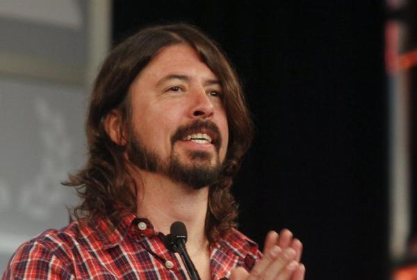 Dave Grohl discusses Nirvana, Foo Fighters, his punk rock youth and more at South by Southwest in Austin, Texas.