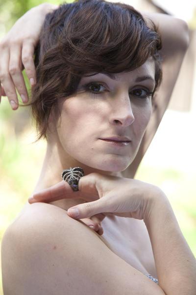 Jazz vocalist Sara Gazarek.