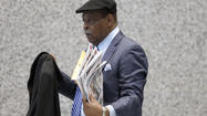 In one afternoon in April 2007, Cook County Commissioner William Beavers cashed three checks from one of three campaign funds – for a total of $6,000 – and went to the Horseshoe Casino in Hammond to gamble, prosecutors alleged today as his trial on tax-evasion charges got underway.