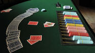 Casinos could give free cash to table game players under a bill passed by the House of Delegates Thursday. The measure now heads to the state Senate.