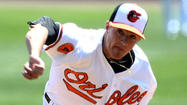 "SARASOTA, Fla. -- Orioles pitching prospect Kevin Gausman <a href=""http://www.baltimoresun.com/sports/orioles/blog/bal-orioles-kevin-gausman-overcomes-wildness-in-first-spring-start-20130314,0,3048517.story"" target=""_blank"">struggled with his command in his first spring start Thursday</a> against the Rays, but the right-hander was pleased with his secondary pitches – his changeup and slider."