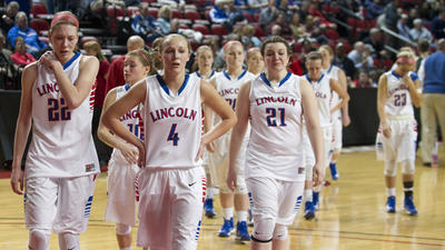 Prep Basketball: Lincoln County falls to Owensboro Catholic 66-55 in girls Sweet Sixteen