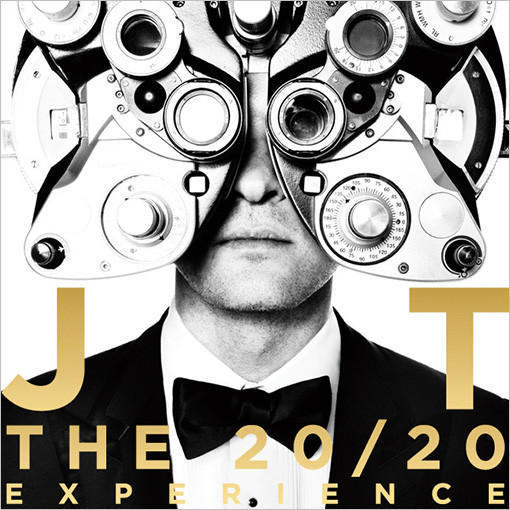"Justin Timberlake's latest album, ""The 20/20 Experience."""
