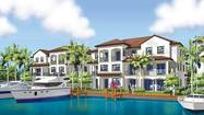 FORT LAUDERDALE -- Two of the nine villas offered in the amenity-rich enclave of Venice Harbor in Las Olas have gone under contract – almost immediately following the recent start of the development's second phase of construction.